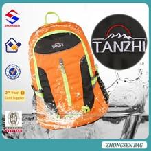 2015 best selling custom waterproof Hiking backpack bag muiltifuction promotional hiking nylon backpack bag