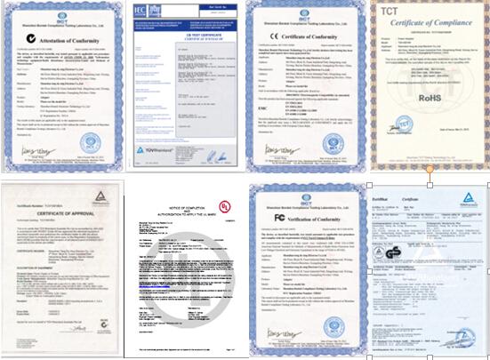 12 v 700ma power adapter com UL SAA FCC certificado