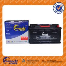 Auto battery manufacturer 12v100ah 60038mf Battery Very popular battery item