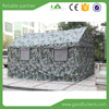 Factory supply military camouflage tent waterproof polyester used military single tent