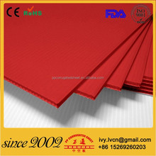 High Quality PP Corrugated Plastic Board Cutomized Size