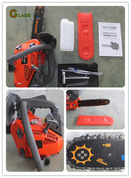 electric start gas chain saw