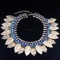 Dubai egípcia cleópatra colar colar étnica jóias acessórios para mulheres neck