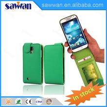rock phone case card holder wallet with great price for Samsung Galaxy S4 I9500