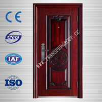 wholesale french steel security front door with low price