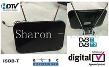 Model no. HD-066 HDTV 1080P HD TV Antenna Flat Indoor Antenna - ATSC/ISDB-T/DVB-T (CCT)