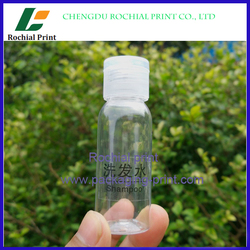 Top quality custom Packaging 10ml Vial Labels printing