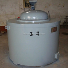 20 years melting furnace experience gas fired aluminum melting furnace