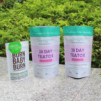 Aluminum foil pregnancy test strip packaging pouch/baby check strip bag