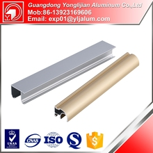 The new attractive design aluminum extruded type with good quality