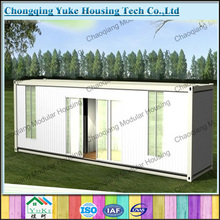 2015 Different Styles Beautiful Outlook 20ft Container House
