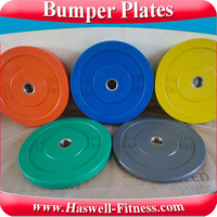Hi temp Rogue Competition olympic Crossfit Barbell rubber Bumper Plates