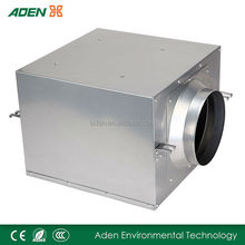 High quality quiet inline box fan supplier