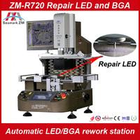 Motherboard repair machine cell phone bga pcb repair tool ZM-R720 soldering desoldering station ZM-R720 for BGA/LED repair