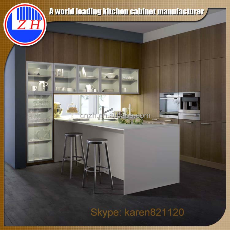 ... Lacquer Finish Kitchen Cabinet And Laminate Kitchen Cabinet. Gloss ...