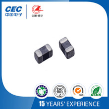 1206 size ferrite core transformers to specification