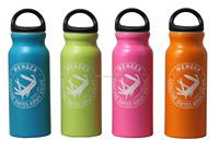 22oz BPA free aluminio botella
