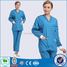 2015 new fashionable medical scrubs uniforms