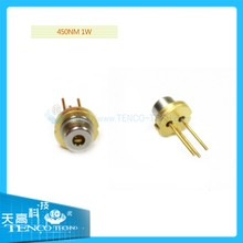 original in stock top quality 450NM 1W laser diode