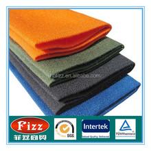 Wholesale from China Teflon fabric 100% cotton flame retardant fabrioc anti-static oilproof waterproof
