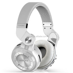 Foldable Bluedio T2+ stereo Bluetooth headphone wireless headphone with factory price