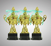 mahogany finish wood plaque award trophy,wooden and metal name plate,blank metal trophies and medals