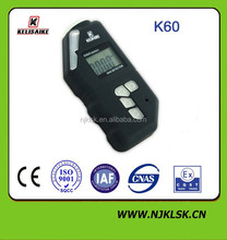 2015 JUN. SALES!!! Factory price high sensitivity LCD display 3V lithium battery operated portable co detector