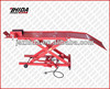 manual hydraulic motorcycle lift with CE