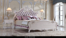 Low tax furniture in USA-Luxury bedroom suite
