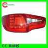 professional manufacturer Full LED Tail Light Lamp DIY Kit L/R 2011-2012 For KIA Sportage R rear tail lights led