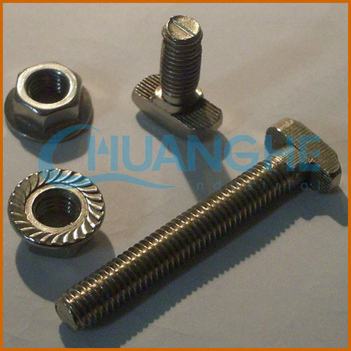 Grade 12.9 High strength Carbon Steel Hexgonal Shear Bolt