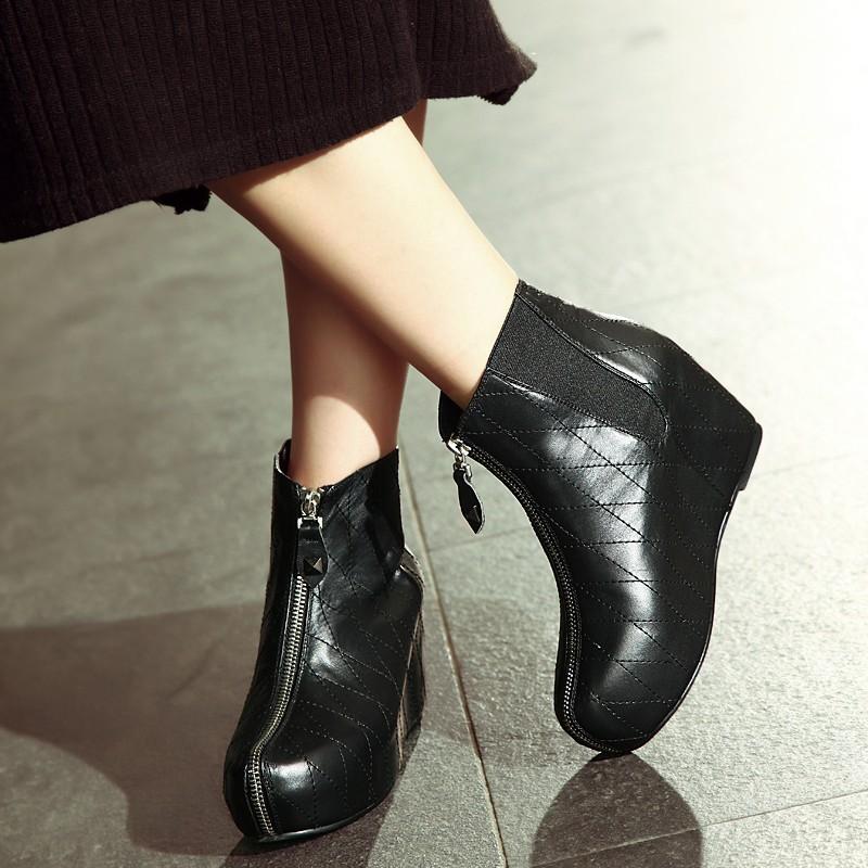 Женские ботинки #J1418284F