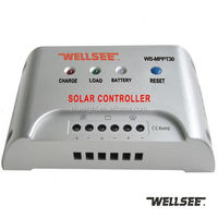 CE Durable competitive 20A 30A 12V 24V 48V Price MPPT Solar Battery Charger