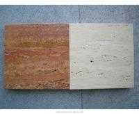 red travertine tile persian travertine