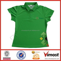 sublimation sports polo shirts factory clothing