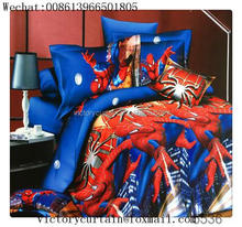 2016 new print bedding set children high quality with cheap prices