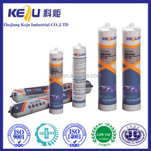 Adhesive cartridge 100% silicone sealant neutral cure