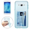 2015 Amazon Best Selling Mobile TPU Cover Case for Samsung A8 Case
