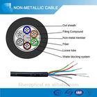 Gyfty 24 48 núcleo FRP membro de força tubo solto cabo de fibra óptica preço do metro