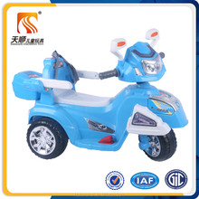 China supplier mini electric motorcycle plastic motorcycle for kids