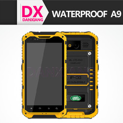 A9 Waterproof Rugged Phone 4.3 inch IP68 Android 4.2 Waterproof Outdoor Mobile Phone