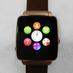 promotion Support max 32GB Tf card mtk2502 android smart watch