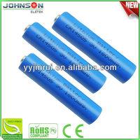 aa 3v CR14505 Li/MnO2 high capacity battery