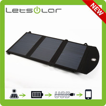 Hotsell pack design 12v solar charger outdoor