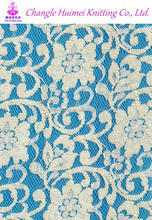 African cotton lace fabric for the curtains