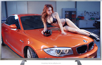 "55 inch Flat Screen LED TV with Double USB and Double HDMI Input /55"" flat screen IPS Panel LED TV/55"" FHD Flat Screen LED TV"