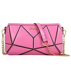 Fashion Lady Shoulder Bag with Split Joint Design