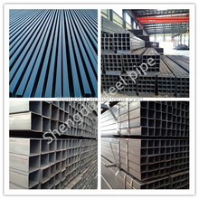 2015 new welded/galvanized black steel pipe used in construction