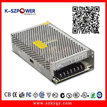 2015 k-56 60w switching AC/DC industrial led cctv power supply 12v 5a