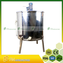 Electric 1000 pcs per hour radial make 20 frames honey bee extractor factory